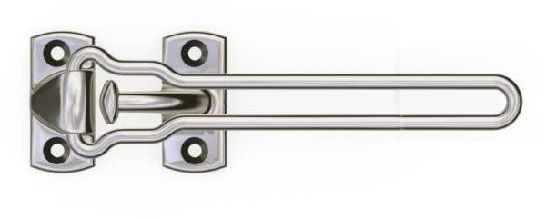 Classic - Modèle allongé 200mm - Chromé O1AL